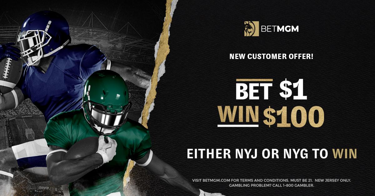 Jets vs. Giants Offer